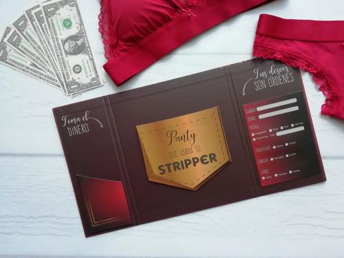 Tu Show erótico de Striptease